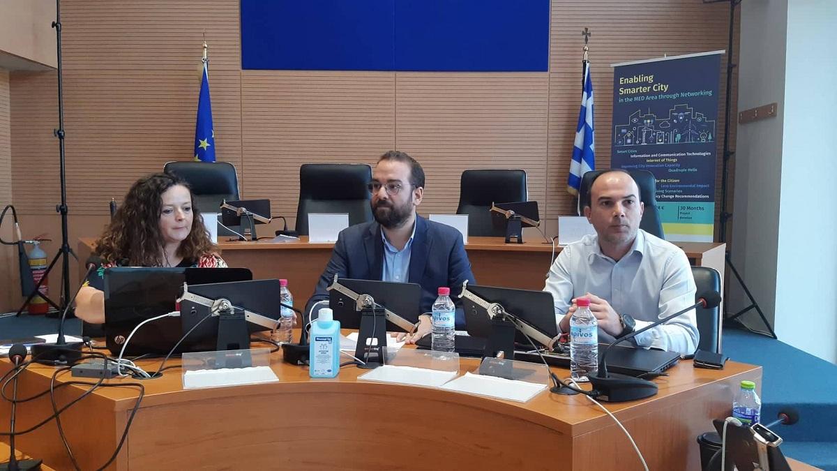 Ευρωπαϊκά έργα που προάγουν τις δυνατότητες της Δυτικής Ελλάδας