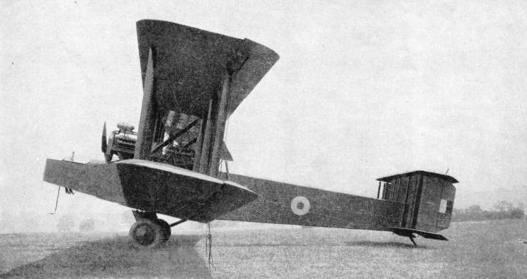 1921: Η πρώτη διεθνής πτήση μέσω Αγρινίου