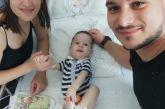 Αισιόδοξη είδηση: ο μικρούλης Ηλίας Στυλιανός έλαβε τη γονιδιακή θεραπεία