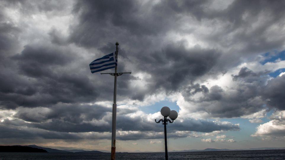 """""""Ιανός"""": Τα έκτακτα μέτρα για την επικείμενη κακοκαιρία – Σε επιφυλακή και η Αιτωλοακαρνανία"""
