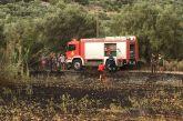 Εθελοντές και Πυροσβεστική έσβησαν ανησυχητική φωτιά στην Κανδήλα