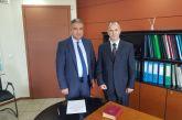 Ορκίστηκε νέος διοικητής του Πανεπιστημιακού Νοσοκομείου Ιωαννίνων ο Νίκος Κατσακιώρης