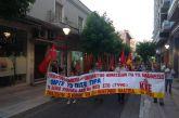 Συγκέντρωση διαμαρτυρίας του ΚΚΕ στο Αγρίνιο κατά του νομοσχεδίου για τις διαδηλώσεις