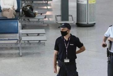 Δυσαρέσκεια αστυνομικών για την εμπλοκή τους στους ελέγχους για κορωνοϊό στο αεροδρόμιο Ακτίου