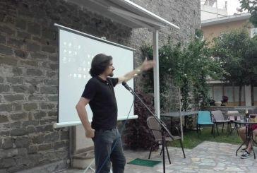 Ο σκηνοθέτης που έβαλε το Αγρίνιο στον κινηματογραφικό χάρτη και μας έμαθε να μη ντρεπόμαστε για την πόλη μας.