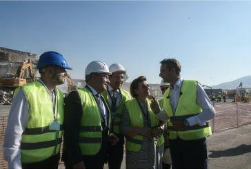 Μητσοτάκης από Ελληνικό: Ο τόπος αυτός θα γίνει κυψέλη ανάπτυξης με πάνω από 80.000 θέσεις εργασίας