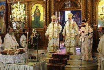Η γιορτή της Αγίας Παρασκευής στη Ναύπακτο