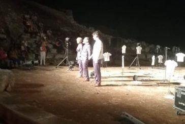 Με επιτυχία η πρεμιέρα του 34ου Φεστιβάλ Αρχαίου Θεάτρου Οινιαδών