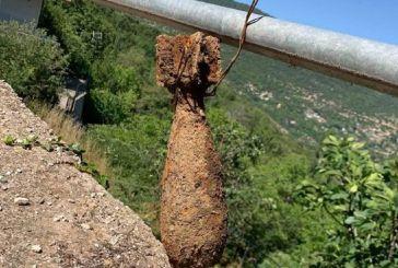 Βρέθηκε βλήμα όλμου στην Περίστα Ναυπακτίας