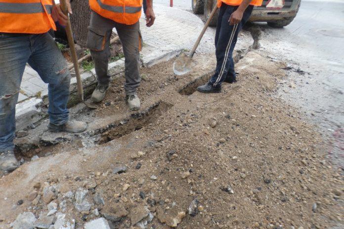 Δήμος Μεσολογγίου: Το εβδομαδιαίο πρόγραμμα εργασιών για την εγκατάσταση οπτικών ινών