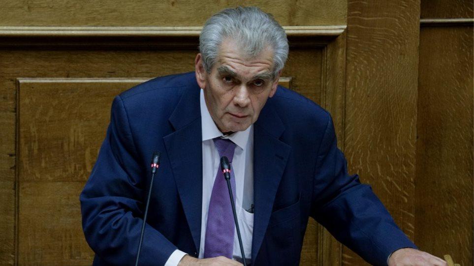 Βουλή: Παραπέμπεται ο Δημήτρης Παπαγγελόπουλος-Με 177 «ναι»
