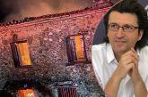 Συγκλονισμένος απο τους εμπρησμούς ο Παυσανίας Παπαγεωργίου: Αδύνατον να πιστεψει κανείς αυτό που γινόταν…