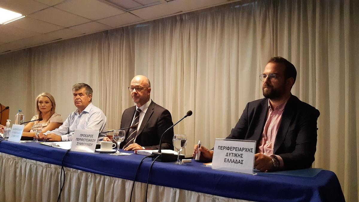 Επιστροφή στις δια ζώσης συνεδριάσεις για το Περιφερειακό Συμβούλιο Δυτικής Ελλάδας