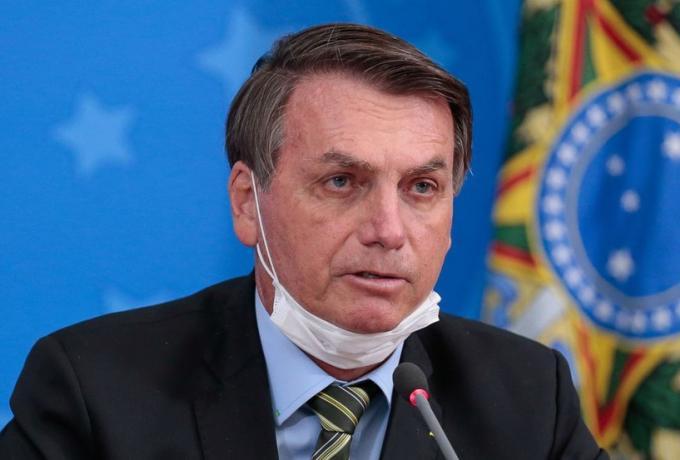 Θετικός στον κορωνοϊό ο πρόεδρος της Βραζιλίας Ζαΐρ Μπολσονάρο!