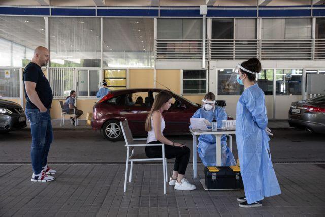 Κορωνοϊός: Μόνο με αρνητικό τεστ θα μπαίνουν οι τουρίστες από τον Προμαχώνα