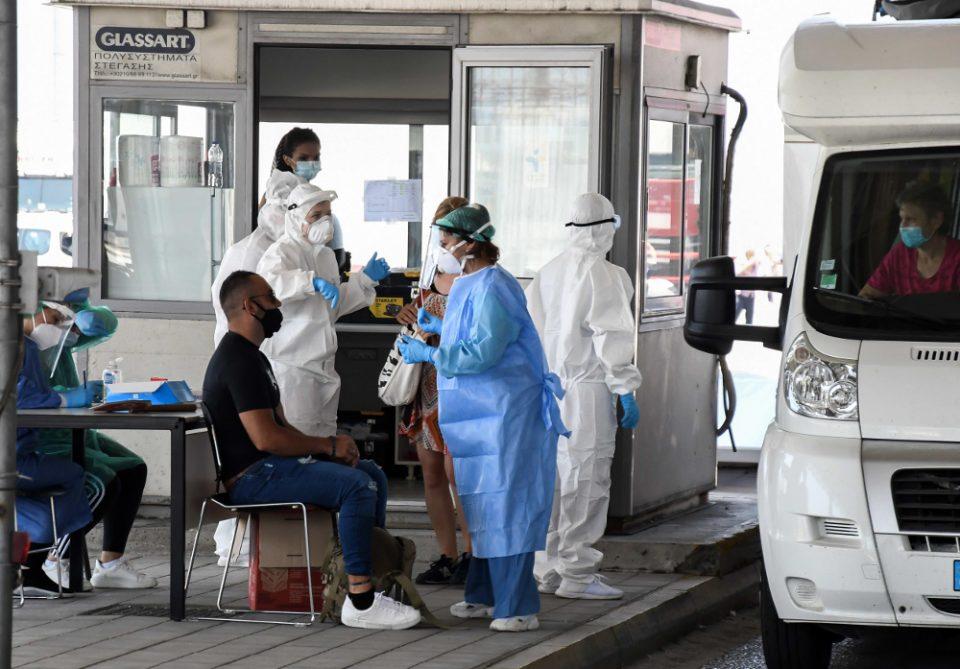 Σύψας: Σημαντικός κίνδυνος ο Προμαχώνας για την Ελλάδα – Η επιδημία βράζει