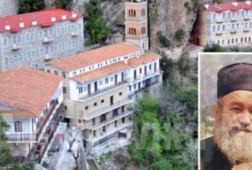 Εκοιμήθη ο π. Χρυσόστομος Δρόσος, προηγούμενος της Ιεράς Μονής Προυσού