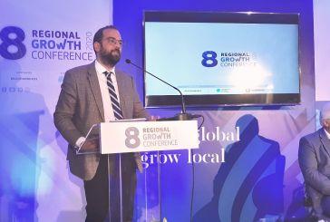 Ν. Φαρμάκης: «Παρά τις δυσκολίες, η Δυτική Ελλάδα βρίσκει τον δρόμο της προς μία νέα εποχή ανάπτυξης…»