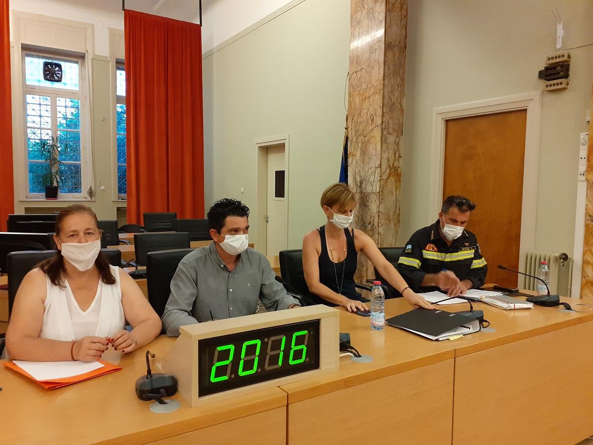 Σε επιφυλακή ο Δήμος Αγρινίου λόγω της υψηλής επικινδυνότητας πυρκαγιών