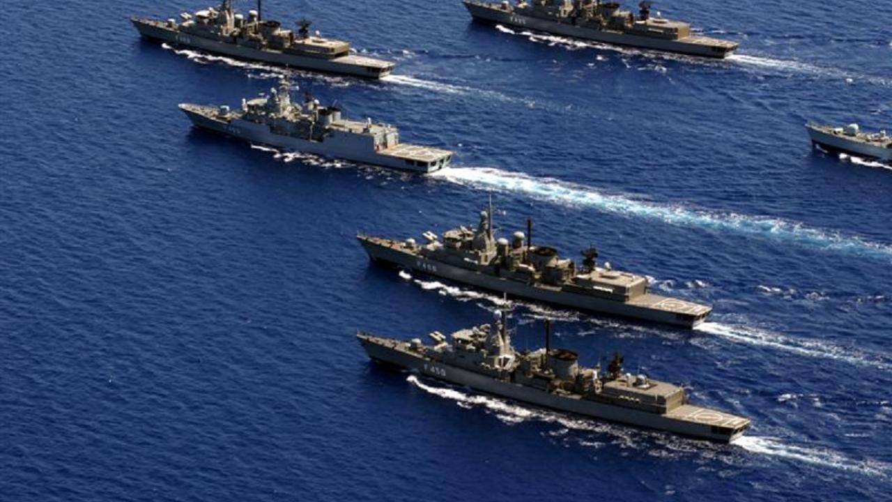 Κλιμακώνει την ένταση η Τουρκία – NAVTEX για ασκήσεις με πραγματικά πυρά μεταξύ Ρόδου και Κύπρου