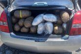 Θεσπρωτία: Τράκαρε έχοντας 94 κιλά χασίς στο αμάξι