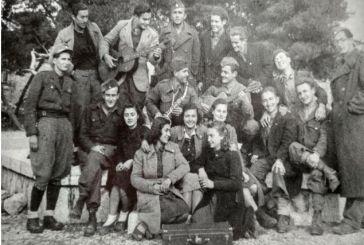 """Η """"Λαϊκή Σκηνή"""" στο Αγρίνιο το 1945"""
