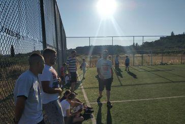 Τουρνουά ποδοσφαίρου της ΚΝΕ στο Καινούργιο