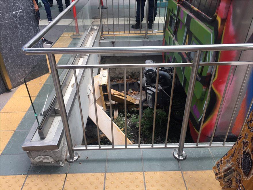 Κηφισιά: Πώς έγινε το ατύχημα στον ΗΣΑΠ – Εννέα τραυματίες