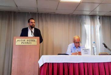 Ν.Φαρμάκης: Το πρόγραμμα «Α. Τρίτσης» πολύτιμο και χρήσιμο χρηματοδοτικό εργαλείο για την Τοπική Αυτοδιοίκηση