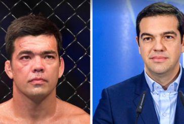Μαχητής του MMA είναι «φτυστός» ο Αλέξης Τσίπρας!
