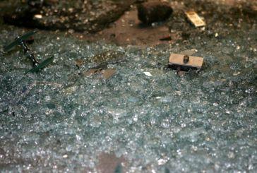 Αγρίνιο: Έσπασε τζαμαρία καταστήματος και συνελήφθη