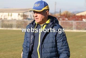 Βασίλης Ξανθόπουλος: Χαίρομαι που θα βρίσκομαι ξανά στον Παναγρινιακό