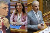 Ανασχηματισμός: Ποιοι είναι οι τρεις νέοι υφυπουργοί της κυβέρνησης