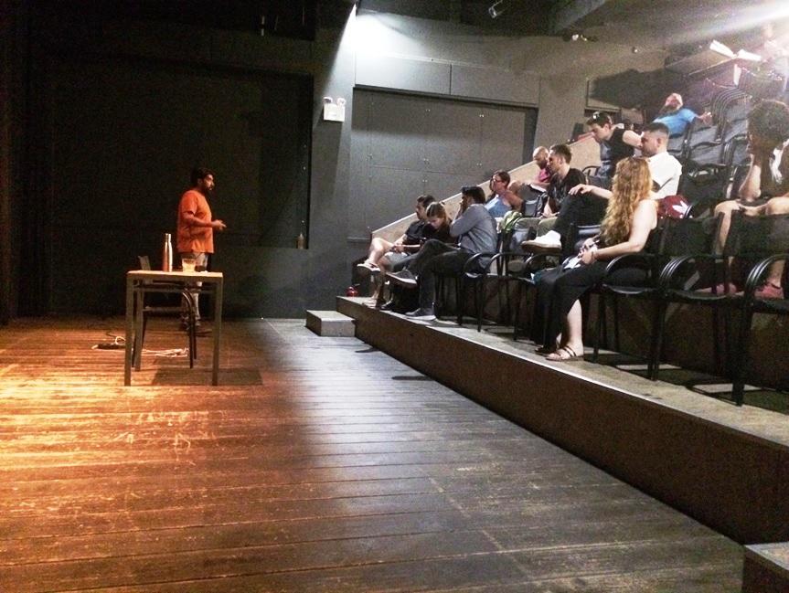 Με επιτυχία στέφθηκε το εκπαιδευτικό σεμινάριο παραγωγής ταινιών από την Περιφέρεια