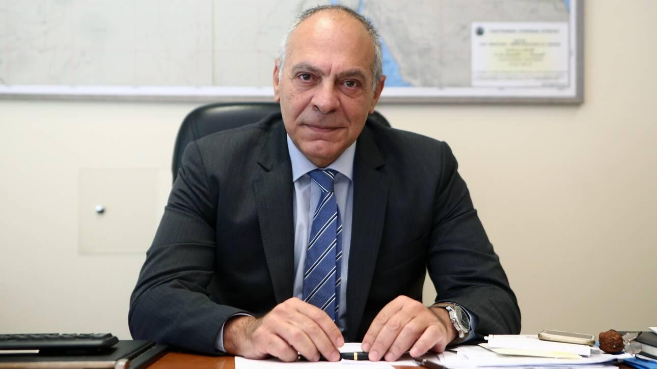 Παραιτήθηκε ο σύμβουλος ασφαλείας του Πρωθυπουργού Αλέξανδρος Διακόπουλος
