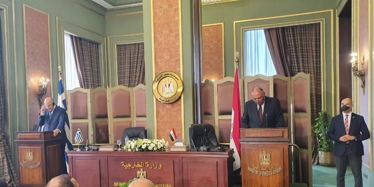 ΥΠΕΞ Αιγύπτου: Η συμφωνία με την Ελλάδα αντικατοπτρίζει τις διακεκριμένες σχέσεις των δύο χωρών