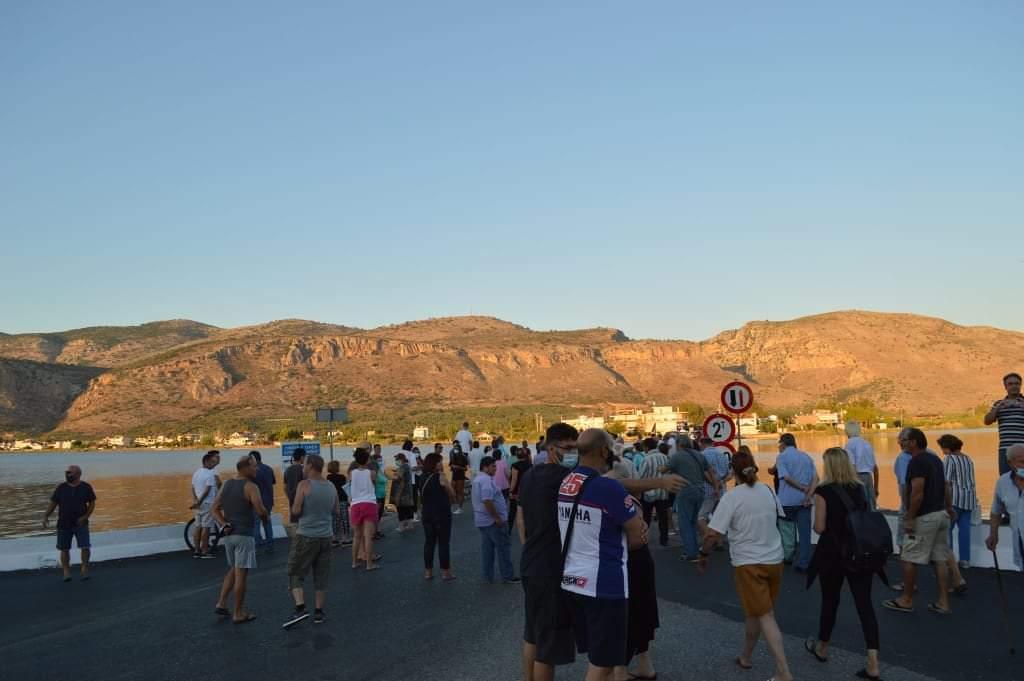 Συγκέντρωση διαμαρτυρίας για τα προβλήματα του Αιτωλικού