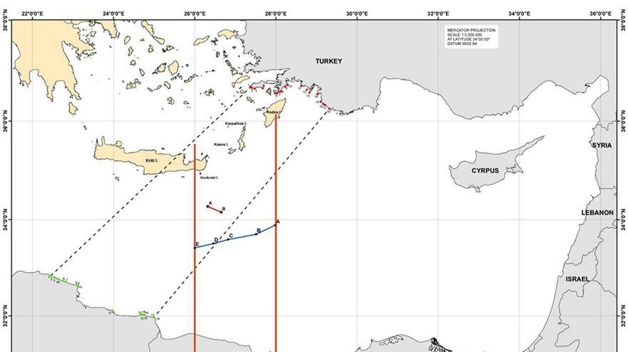 Συμφωνία Ελλάδας – Αιγύπτου: Αυτό είναι το κείμενο που συνυπέγραψαν Δένδιας – Σούκρι