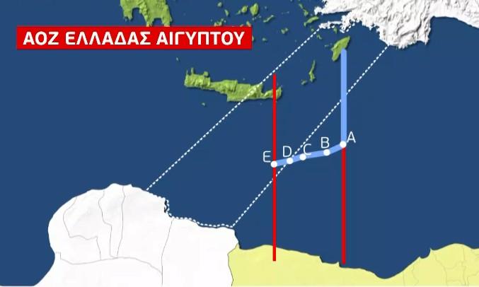 ΑΟΖ Ελλάδας – Αιγύπτου: Με γεωτρήσεις απειλεί η Άγκυρα – Πώς αντιδρά η Αθήνα