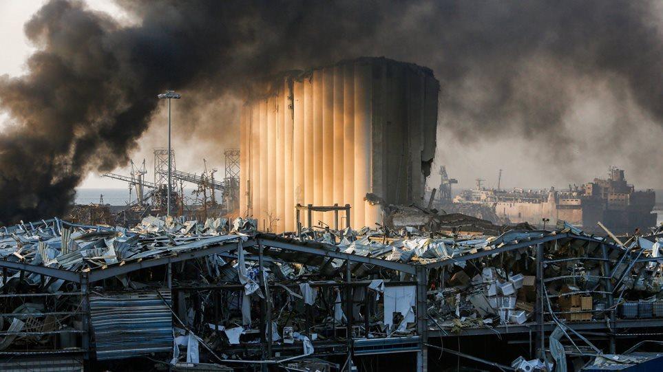 Έκρηξη στη Βηρυτό: Τι είναι το νιτρικό αμμώνιο που σκόρπισε τον όλεθρο