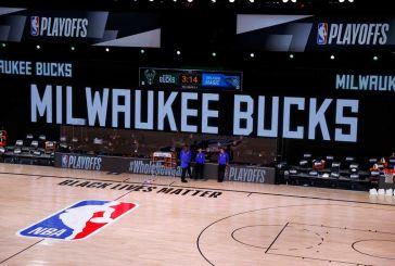 NBA: Αναβλήθηκαν όλα τα χθεσινά παιχνίδια των playoffs μετά την «επανάσταση» των Μπακς του Αντετοκούνμπο