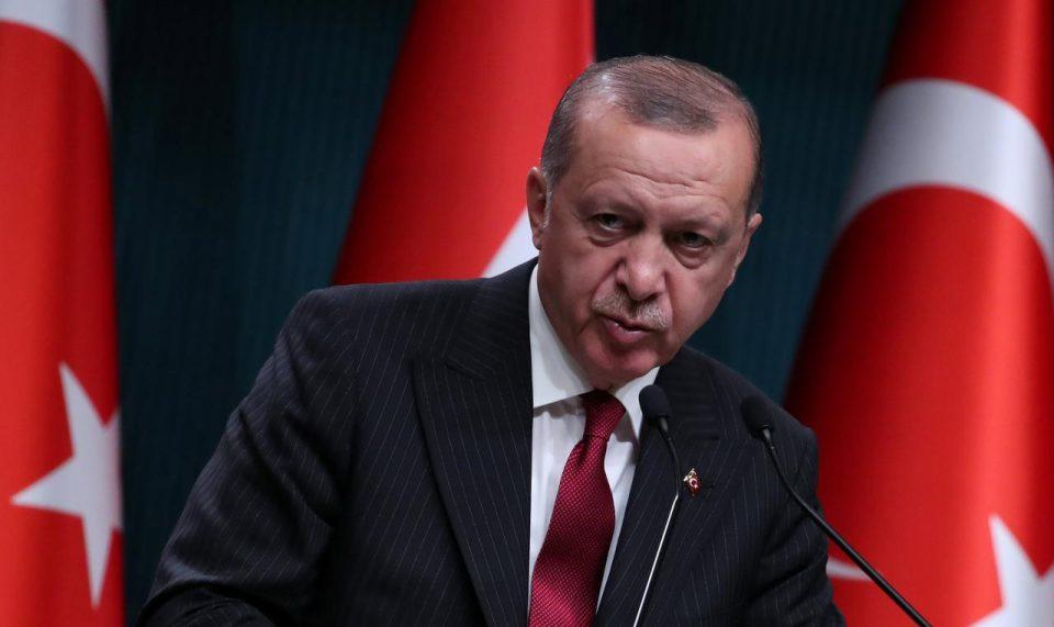 Οργισμένη ανακοίνωση των ΗΠΑ κατά Ερντογάν: Φιλοξένησε τους παγκόσμιους τρομοκράτες της Χαμάς
