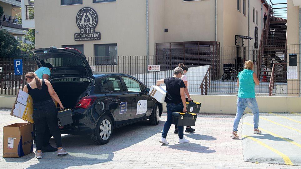 Κορωνοϊός: Νέα εστία μετάδοσης σε γηροκομείο στη Θεσσαλονίκη – 22 κρούσματα