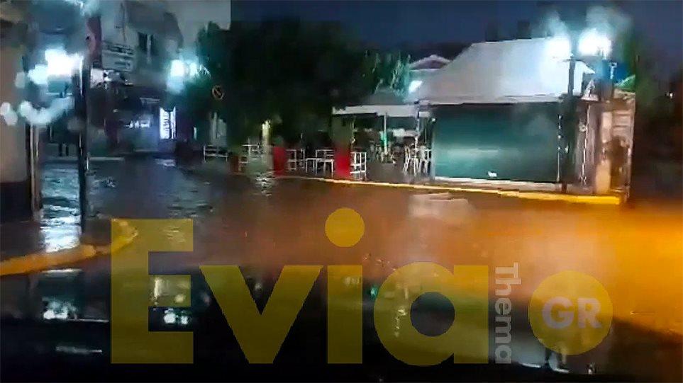 Απίστευτη τραγωδία στην Εύβοια: 4 νεκροί από τις πλημμύρες, ανάμεσά τους ένα βρέφος