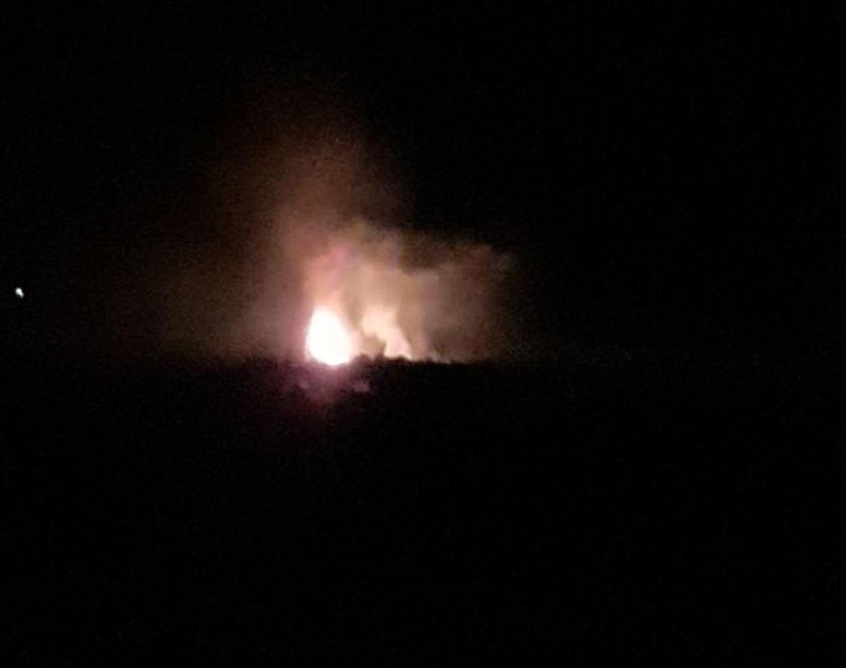 Φωτιά στο Καινούργιο κινητοποίησε την Πυροσβεστική