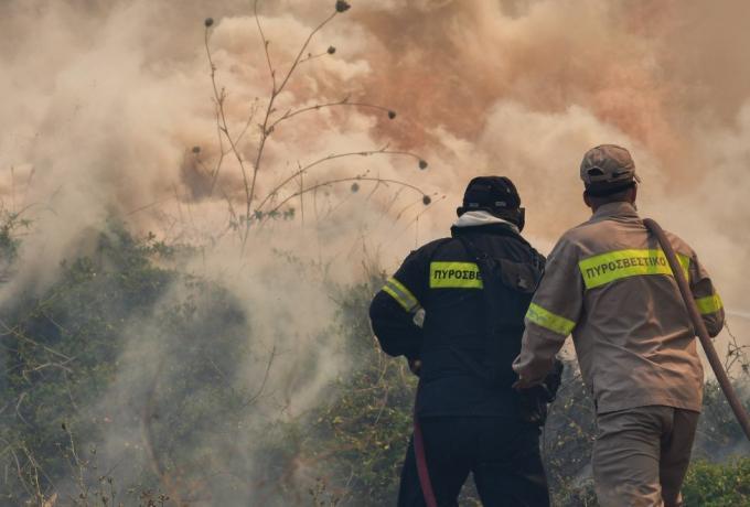 Ποιό πρόβλημα ανέδειξε η χθεσινή πυρκαγιά στον Αράκυνθο