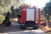 Μεγάλη κινητοποίηση της Πυροσβεστικής για φωτιά στον Άγιο Νικόλαο Βόνιτσας