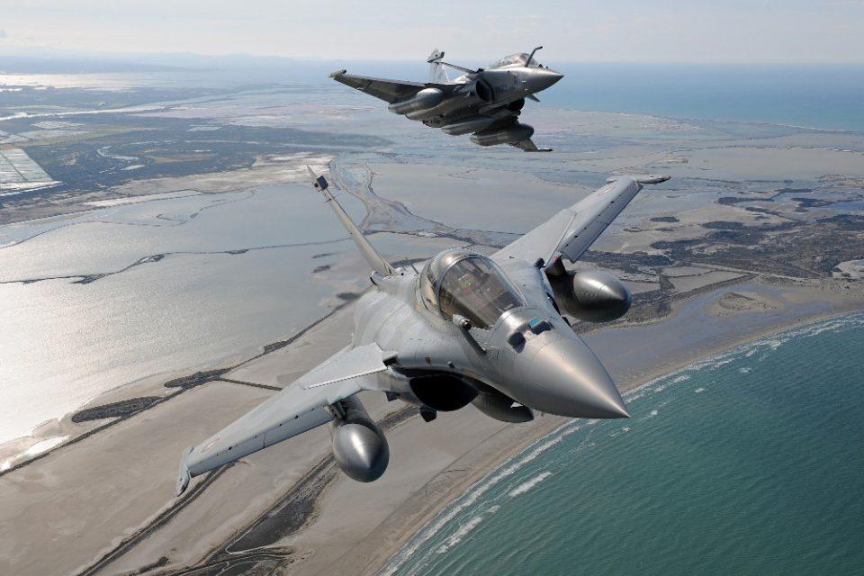 Πολεμική Αεροπορία: Έρχονται τα 18 αεροσκάφη Rafale από τη Γαλλία