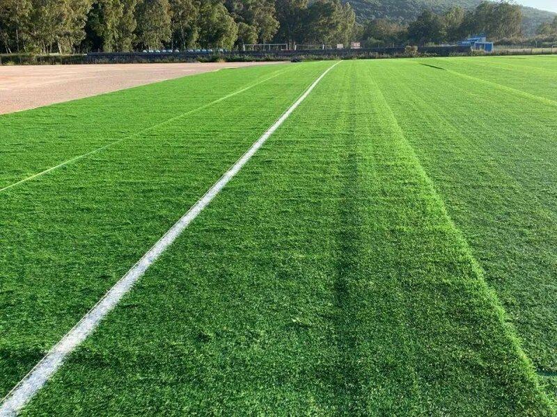 Εργασίες για τη συντήρηση των δημοτικών γηπέδων ποδοσφαίρου του Δήμου Ακτίου Βόνιτσας