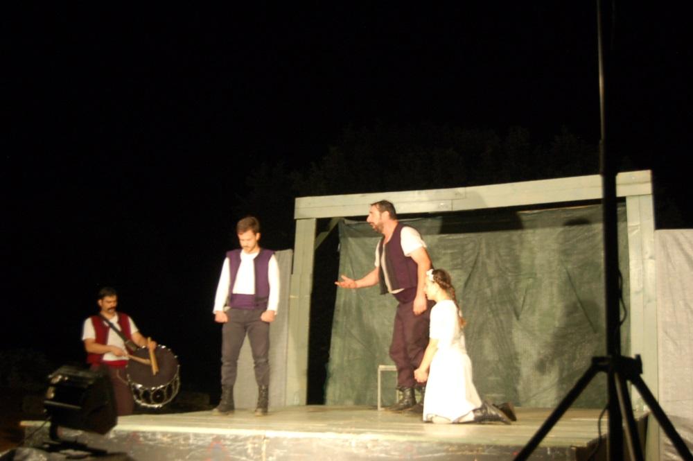 Ολοκληρώθηκε το 34ο Φεστιβάλ Αρχαίου Θεάτρου Οινιαδών
